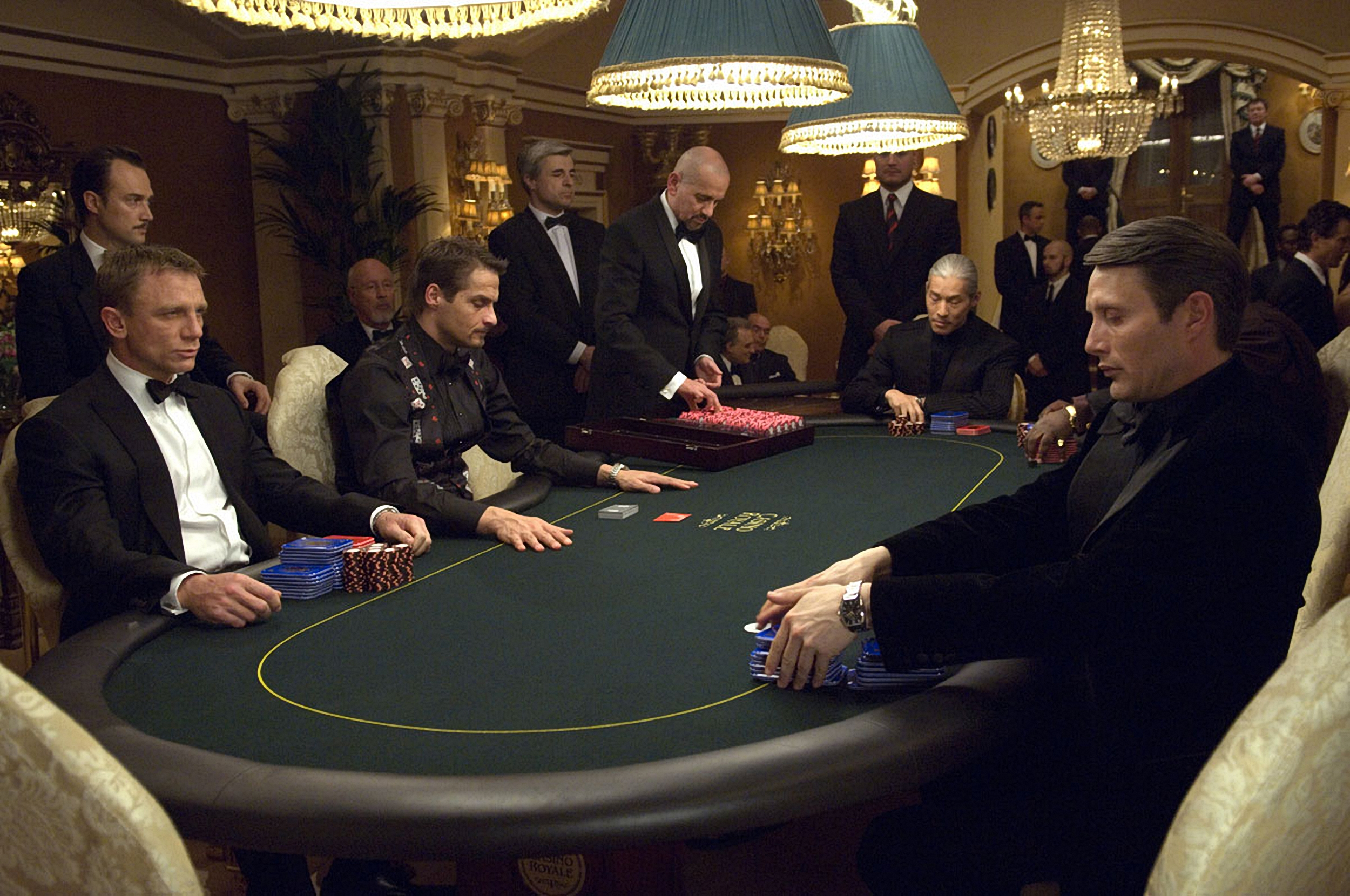 Royale casino game port gamble sklallam tribe jobs