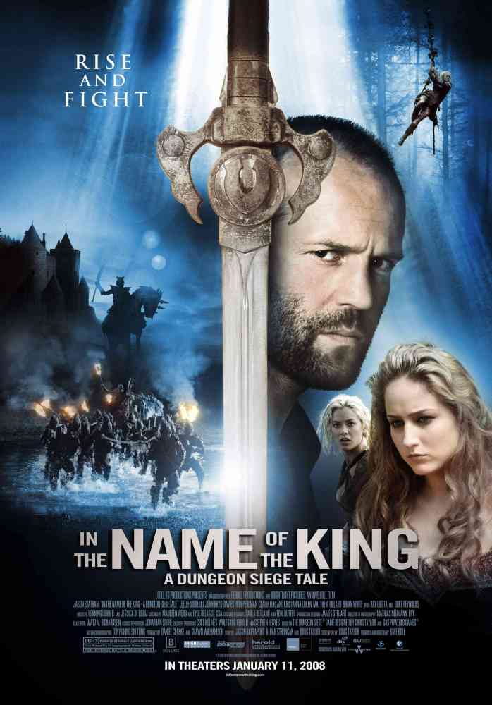 In the Name of the King 1; A Dungeon Siege Tale