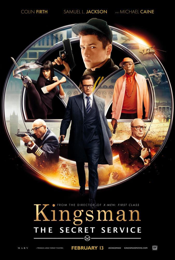 Kingsman The Secret Service