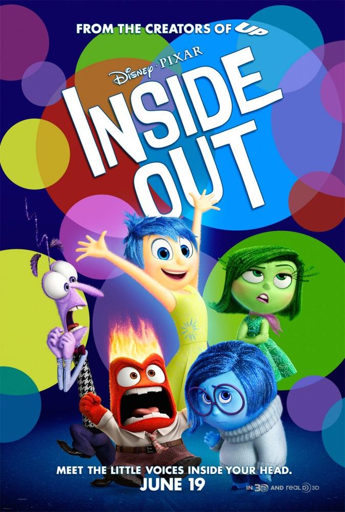 """Pixar's """"Inside Out."""" (Pixar)"""