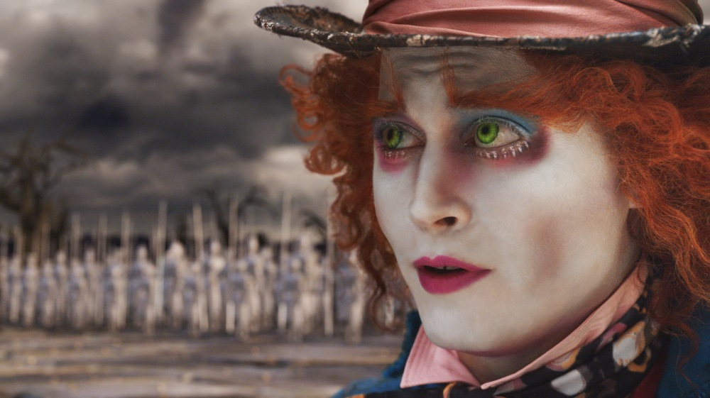 Johnny Depp Alice In Wonderland, 2010 This is a PR photo. WENN does not claim any Copyright or License in the attached material. Fees charged by WENN are for WENN's services only, and do not, nor are they intended to, convey to the user any ownership of Copyright or License in the material. By publishing this material, the user expressly agrees to indemnify and to hold WENN harmless from any claims, demands, or causes of action arising out of or connected in any way with user's publication of the material. Supplied by WENN.com Credit: WENN.com