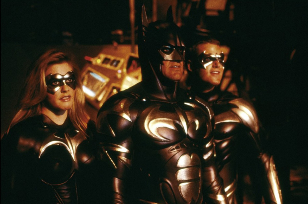 Batman And Robin 1997 Review The Cinema Critic
