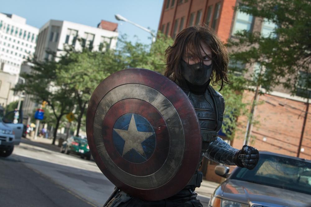"""Marvel's Captain America: The Winter Soldier""..Winter Soldier (Sebastian Stan)..Ph: Zade Rosenthal..© 2014 Marvel. All Rights Reserved."