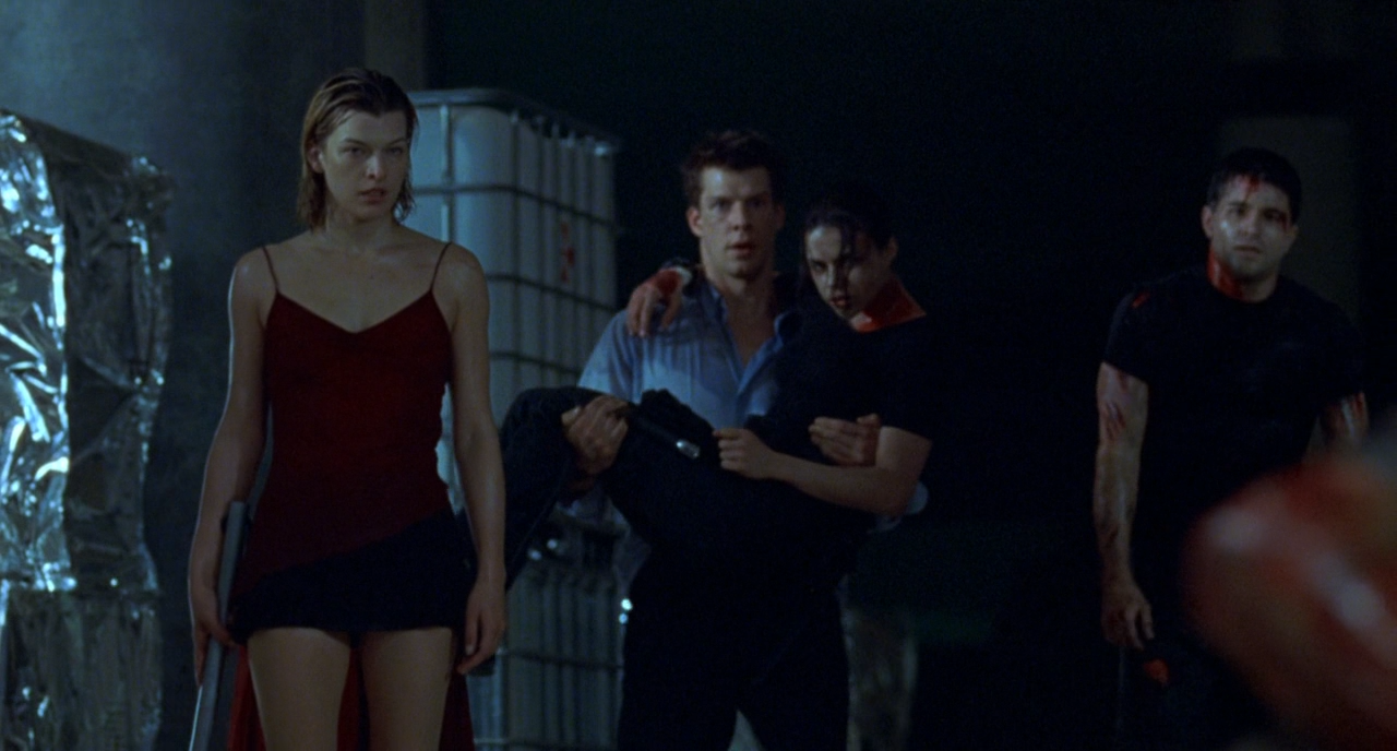 Resident Evil 2002 Review The Cinema Critic