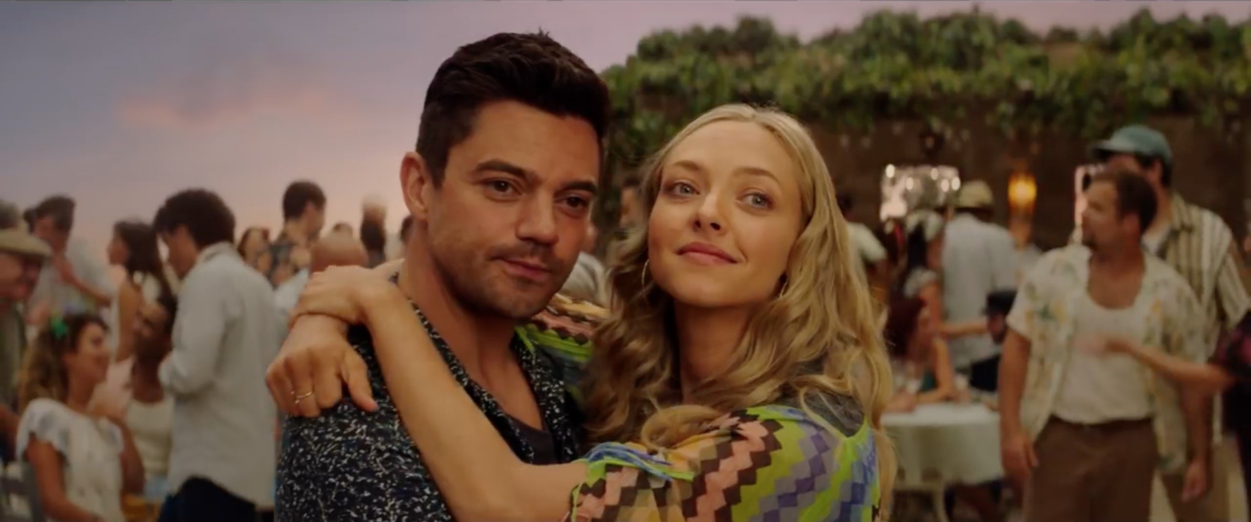 Mamma Mia Here We Go Again 2018 Review The Cinema Critic
