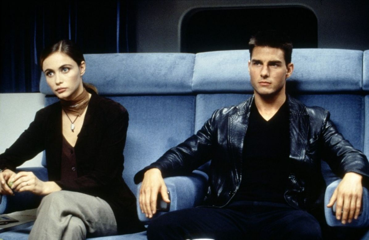 Mission Impossible 1996 Review The Cinema Critic