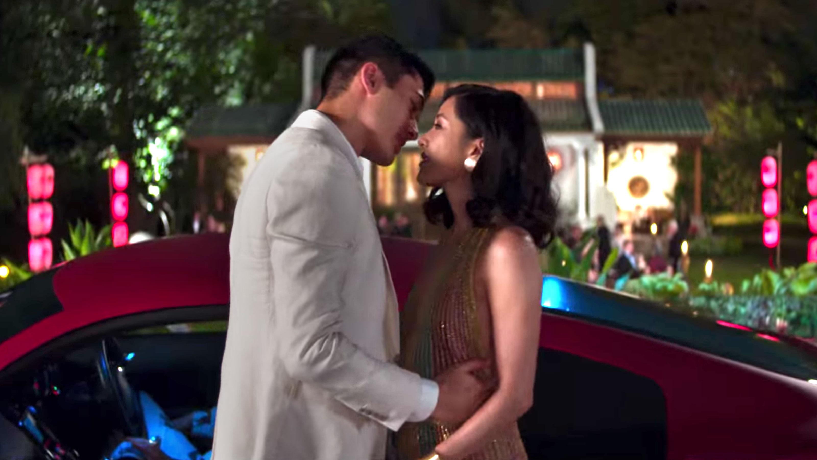 Crazy Rich Asians 2018 Review The Cinema Critic