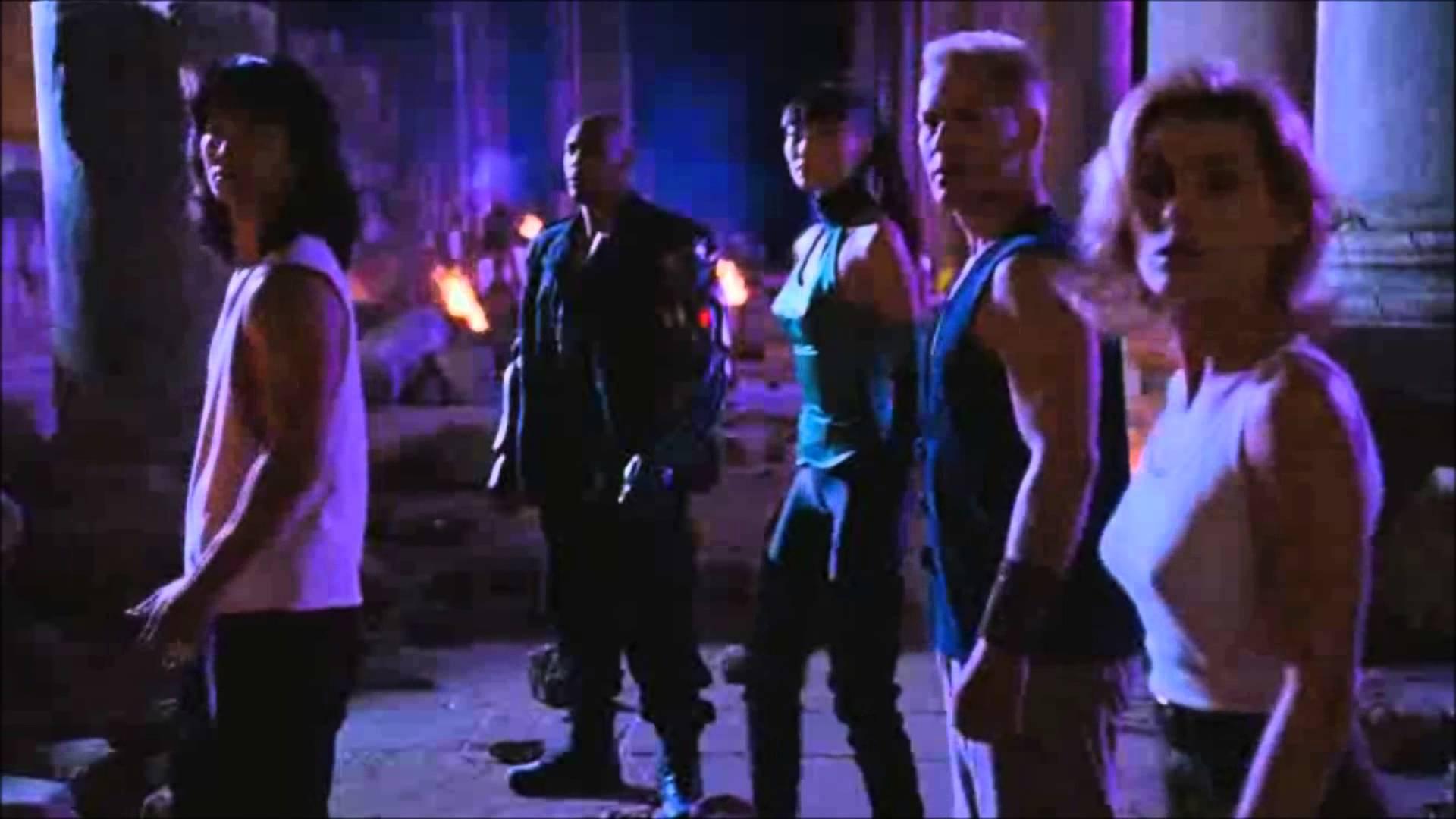 Mortal Kombat Annihilation 1997 Review The Cinema Critic