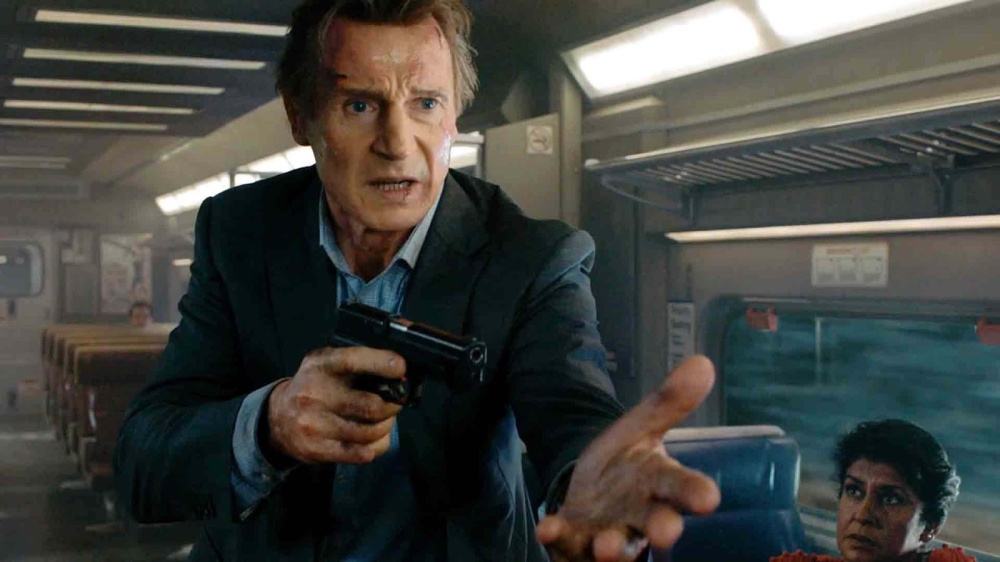 The Commuter (2018) Review   The Cinema Critic
