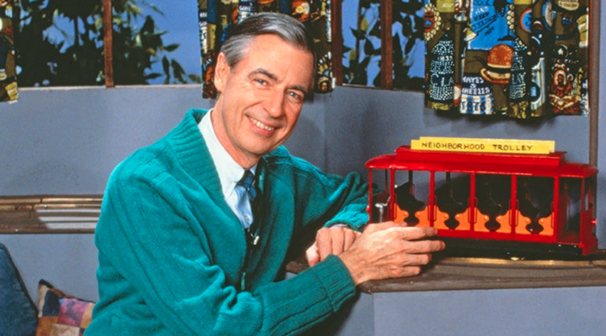 Fred Rogers The Cinema Critic