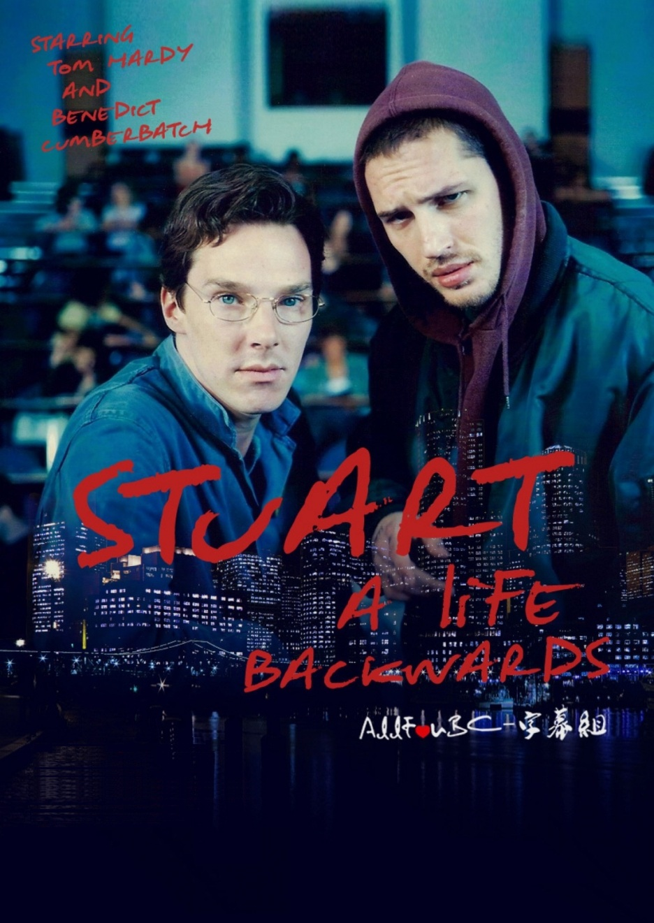 Stuart A Life Backwards