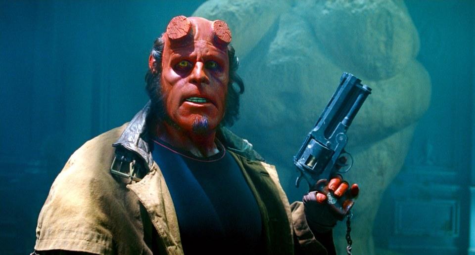 Hellboy II - The Golden Army - 2008