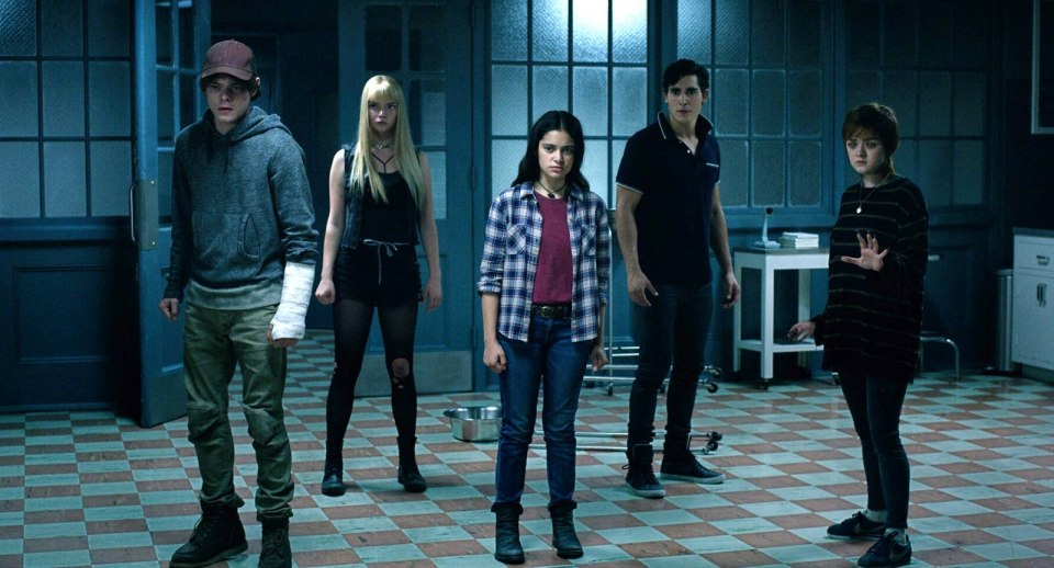 MOVIE REVIEW 'THE NEW MUTANTS'