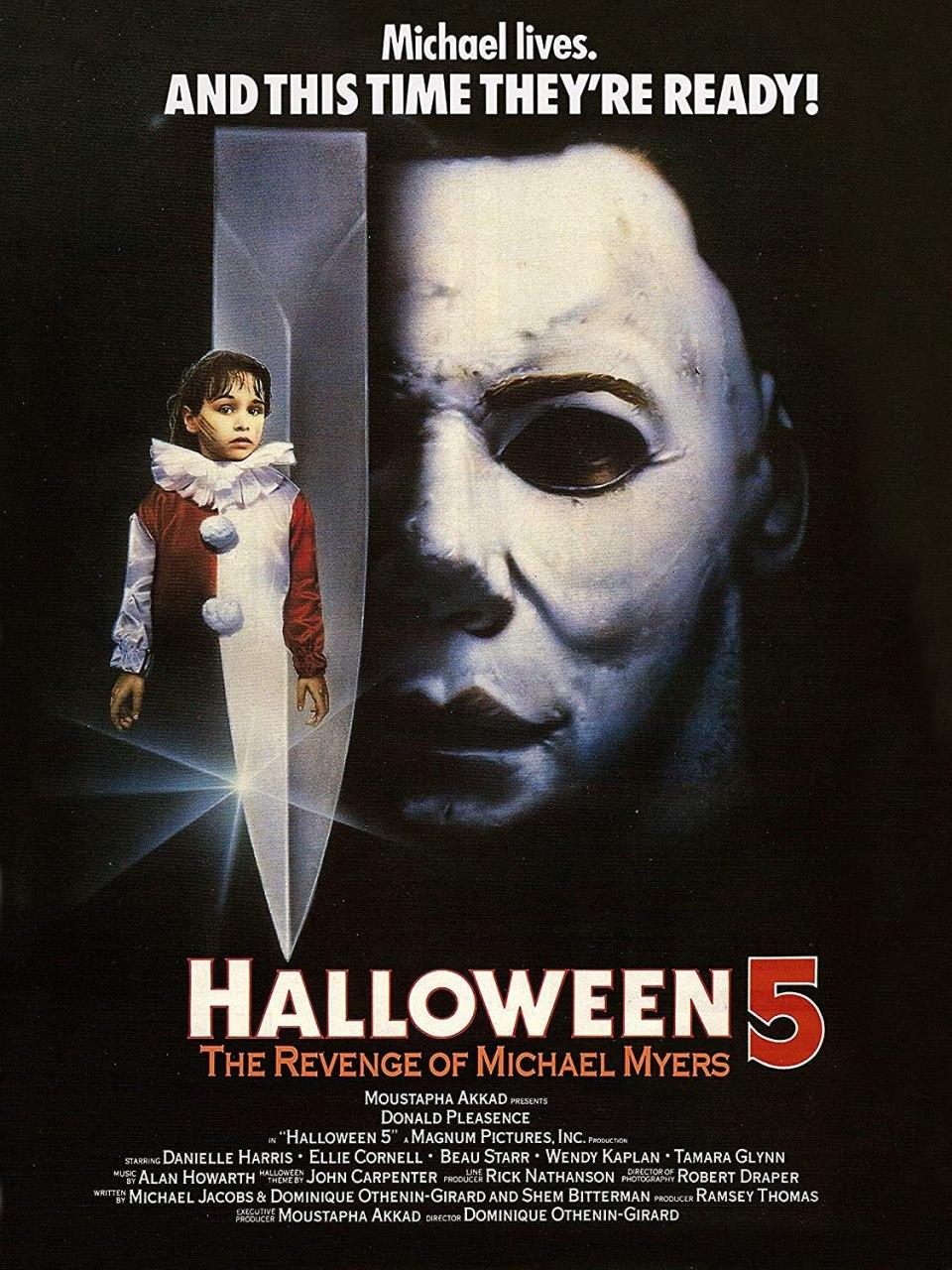 Halloween 5 The Revenge of Michael Myers