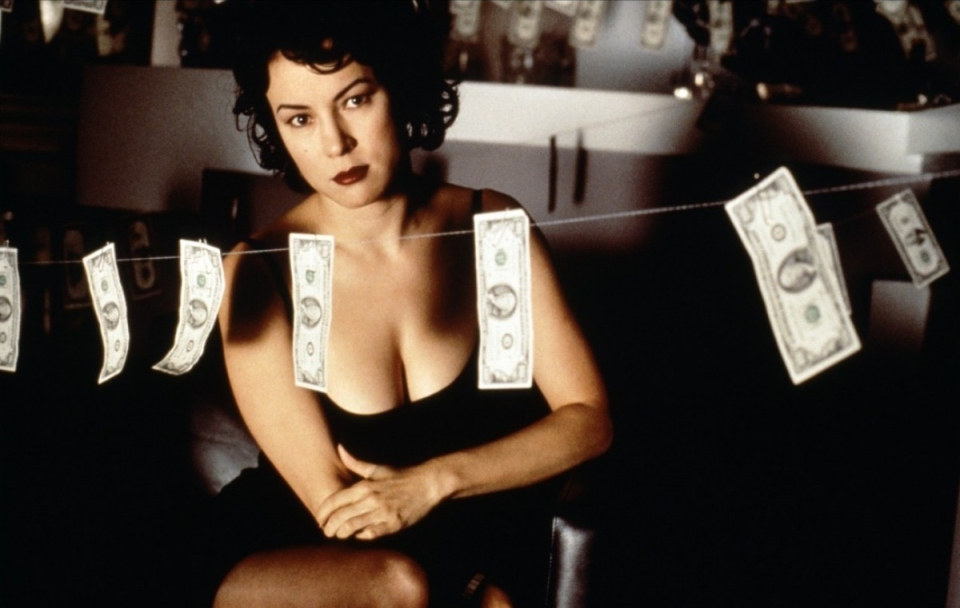Bound-tilly-drying-money